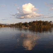 VIEW from the ROWING CLUB