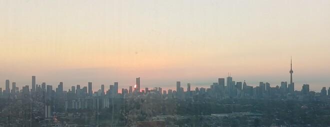Beautiful Sunrise Toronto, ON