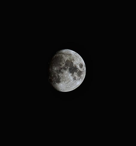 Moon tonight Ottawa, ON