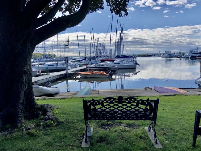 Quiet morning time!! Dorval, Quebec, CA