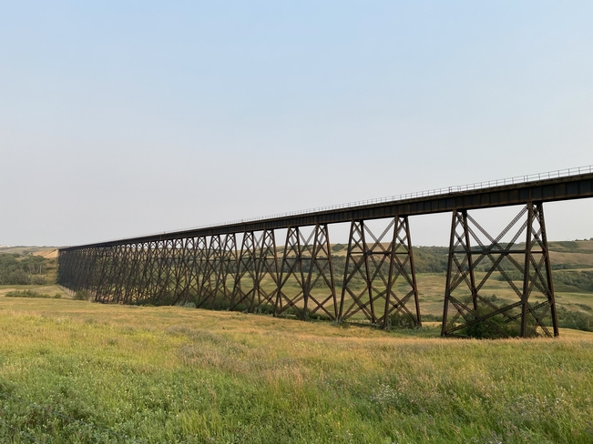 Fabyan Trestle Bridge Irma, Alberta   T0B 2H0