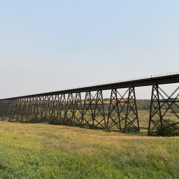 Fabyan Trestle Bridge