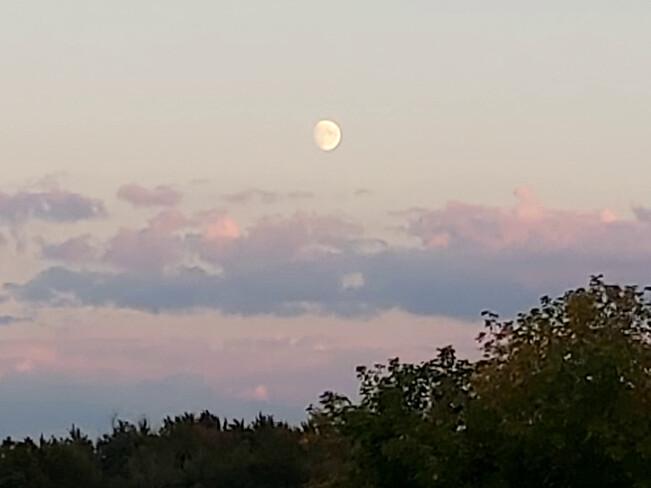 Last evening's sky Osgoode, ON