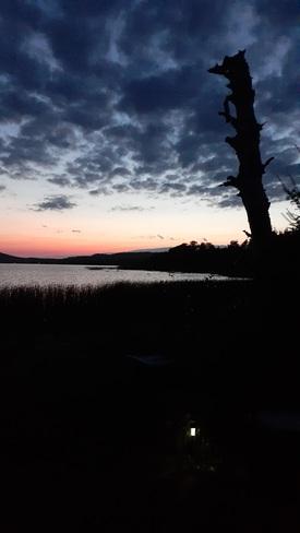 sunset Thunder Bay, ON
