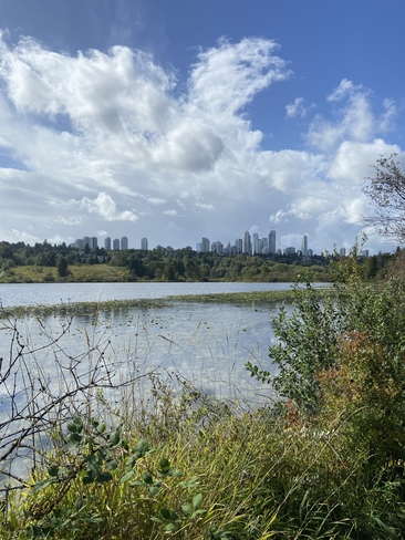 Deer Lake Park Burnaby, British Columbia, CA