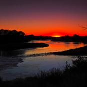 Settlers Fork Sunset