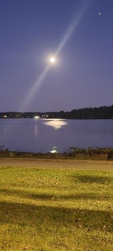 moonrise Sudbury, ON