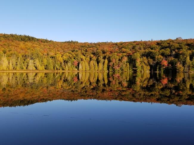 lac Boeuf Saint-Donat, QC
