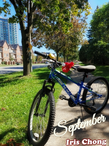 Sept 19 2021 21C Beautiful Sunday!:) Enjoy the late Summer! Thornhill Thornhill, ON