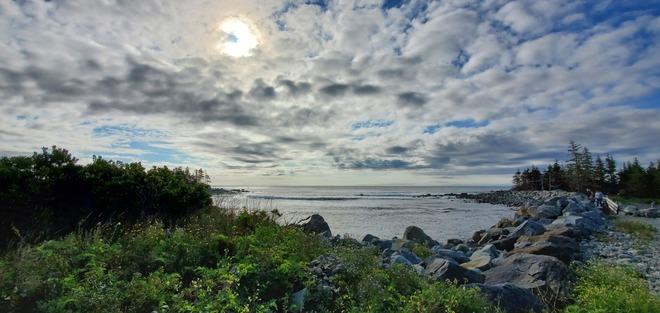 Atlantic Ocean Beauty Hunts Point, NS