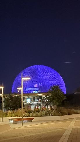 Biosphere Montréal, QC