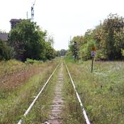 Abandoned railway Brampton