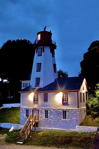 Lighthouse Kincardine, Ontario, CA
