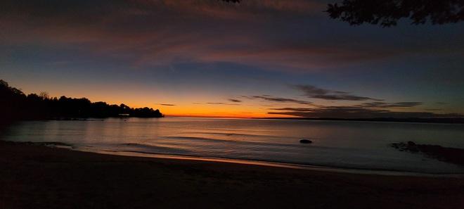 Goodnight sun Horseshoe Bay, ON