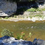 the water at elora