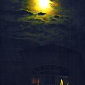 Moon Looks Like Sun