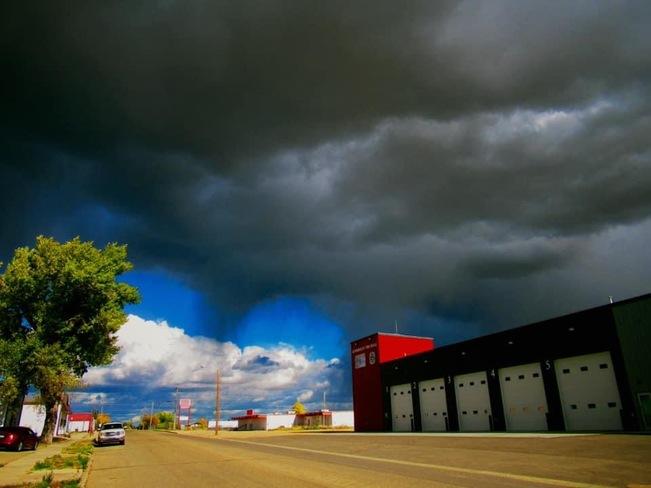 Storm Kindersley, SK