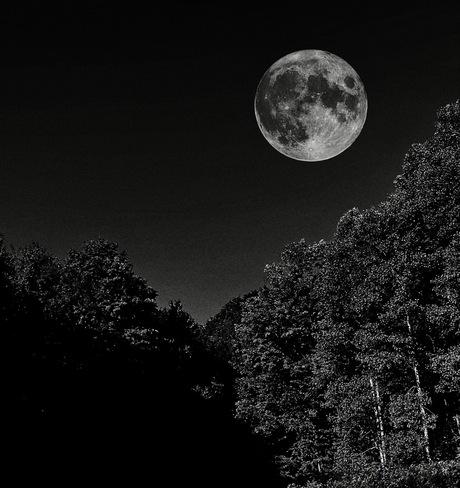 The Full Harvest Moon K1c6v9