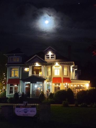 Tait House Moon Shediac, NB