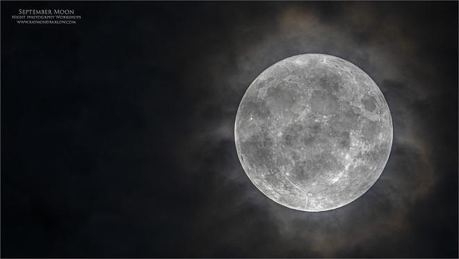 Full moon last night! St. Catharines, ON