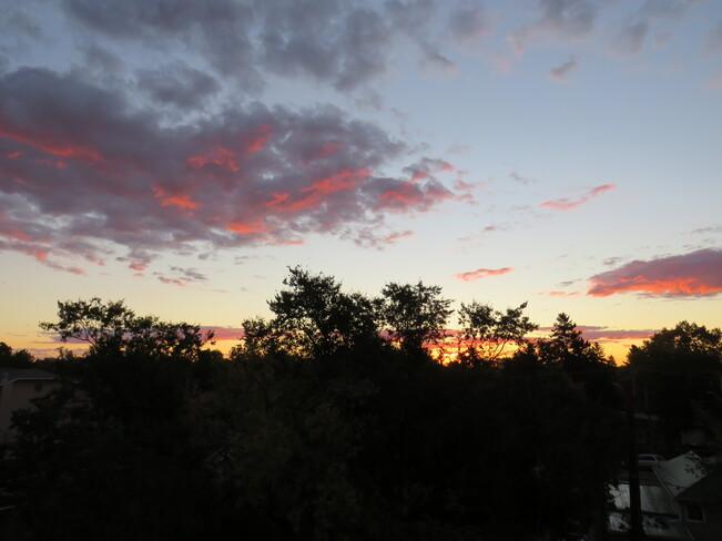 Early Morning Reflections Weyburn, Saskatchewan