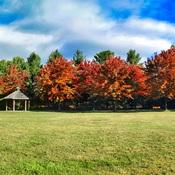 Parc Quatre Pins, Sherbrooke, Qc.