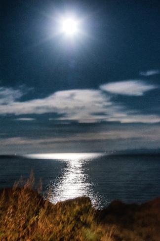 Lune des moissons (2) Rivière du Loup