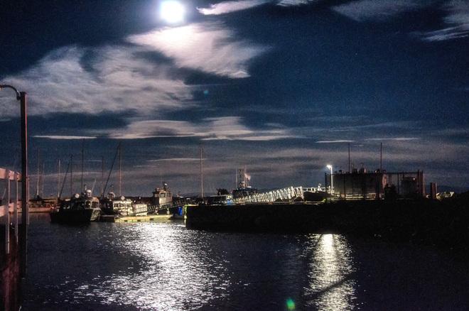 Lune des moissons (3) Rivière du Loup