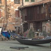 """Gondola """"Squeri"""""""
