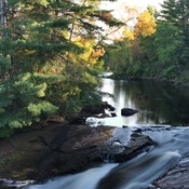 The Amable du fond river