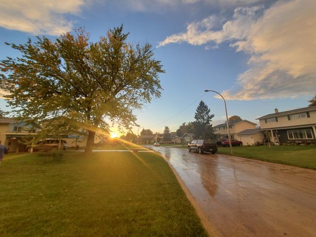 After the rainbow Winnipeg, MB