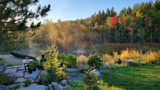 Fall is coming Azilda, Greater Sudbury, ON