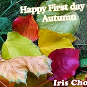 Sept 22 2021 16C Welcome First day of Autumn - Richmond Hill