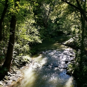 Sept 19 2021 21C Beautiful day! East Don River at Pomona Mills Park Thornhill