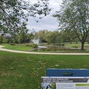 parc Michel Chartrand à Longueuil