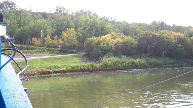 Ferry Duck Lake, SK