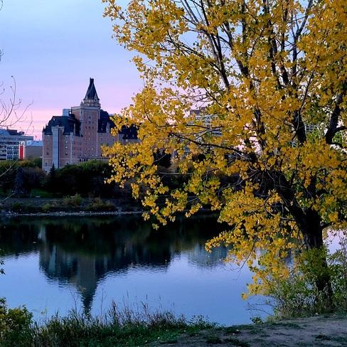riverside Saskatoon, SK