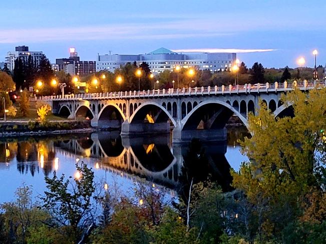 university bridge Saskatoon, SK