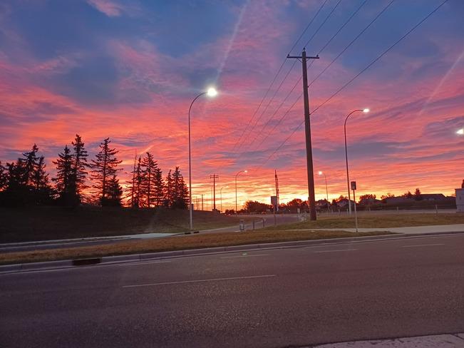 sunrise Calgary, AB