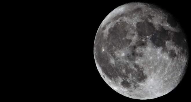 Lune 22 septembre 2021 Sainte-Marie, QC