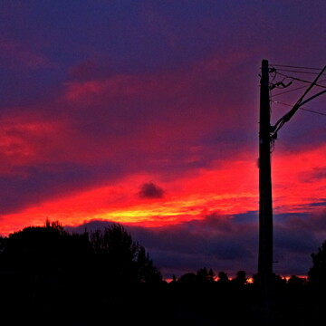 Red Sky at Night, Sailors' Delight