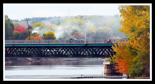 Pont Duplessis. Trois-Rivières, QC