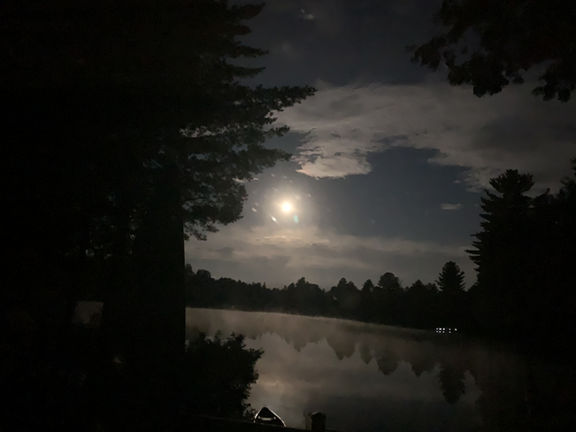 Harvest Moon 2021 Chertsey, Quebec, CA
