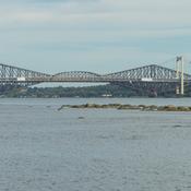 Ponts de Québec et Pierre-Laporte