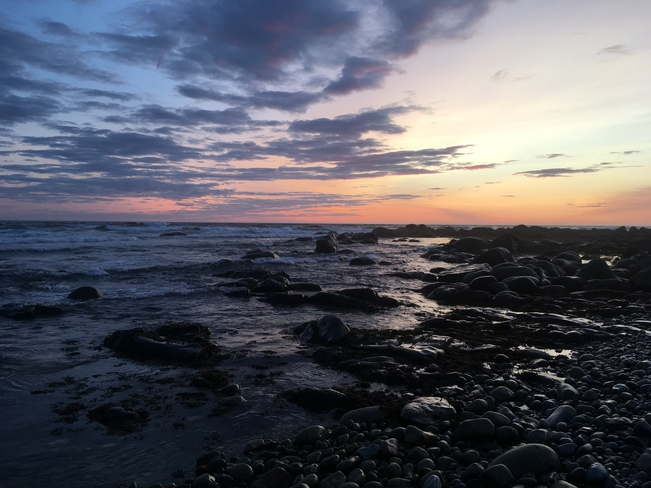 Beautiful Evening Rocky Harbour, Newfoundland and Labrador, CA