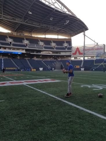 CFL Winnipeg, MB