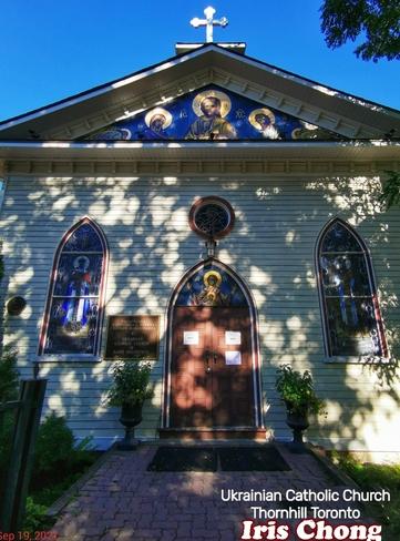 Sept 23 2021 Ukrainian Catholic Church in Thornhill Thornhill, ON