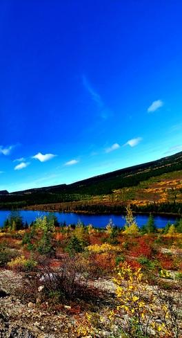 Beautiful fall Labrador City, NL