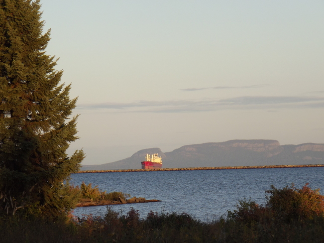 SHIP at ANCHOR 181 Marina Park Dr, Thunder Bay, ON P7A, Canada