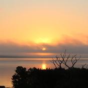 Sunrise Over Shelburne Harbour